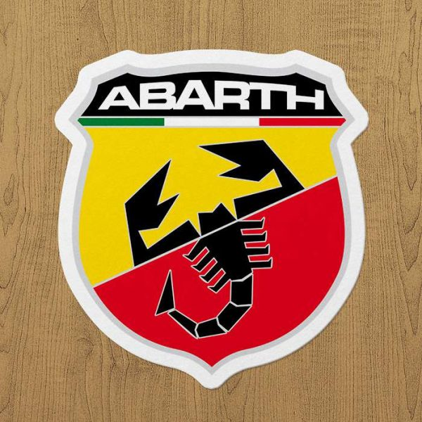 Abarth sticker