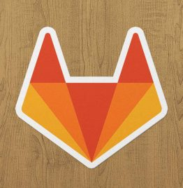 Gitlab sticker