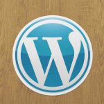 wordpress sticker etiket