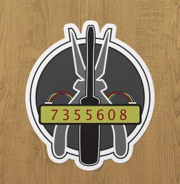 CSGO Defuse Kit Sticker etiket