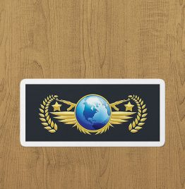Global Elite Sticker etiket
