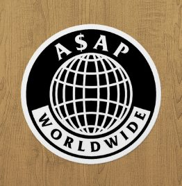 asap mob sticker etiket