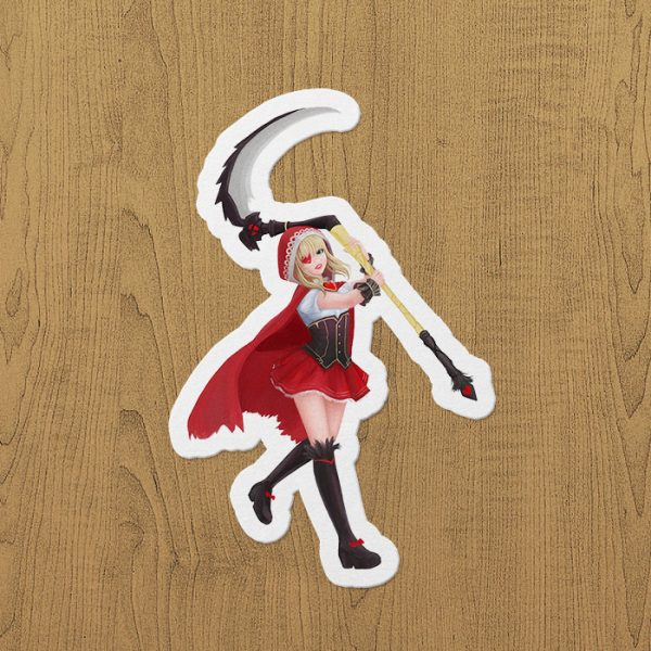 mobile legends ruby sticker etiket