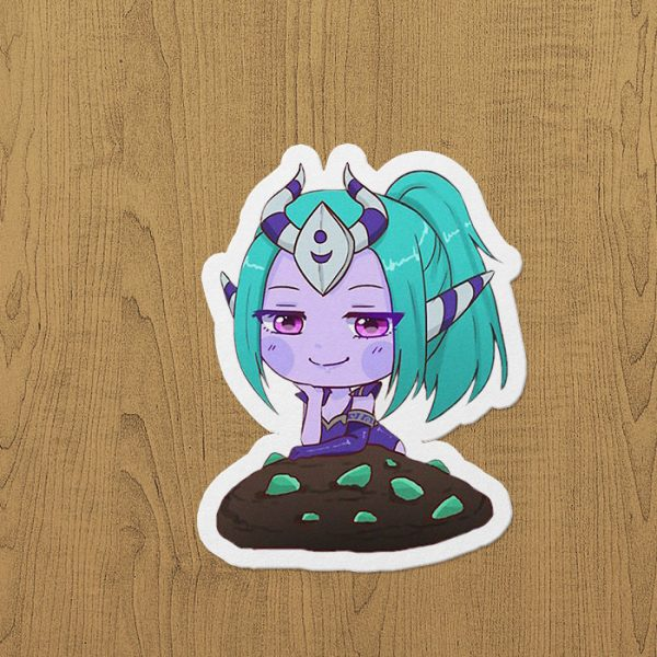 Mobile Legends Karina Sticker etiket
