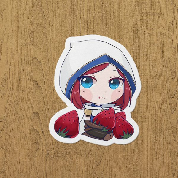 Mobile Legends Natalia Sticker etiket